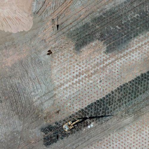 Andensamento de Solos Moles - Geodrenos